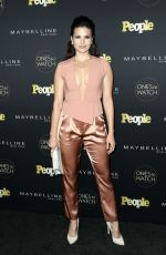 KATRINA LAW at People's Ones to Watch in Hollywood 10/13/2016