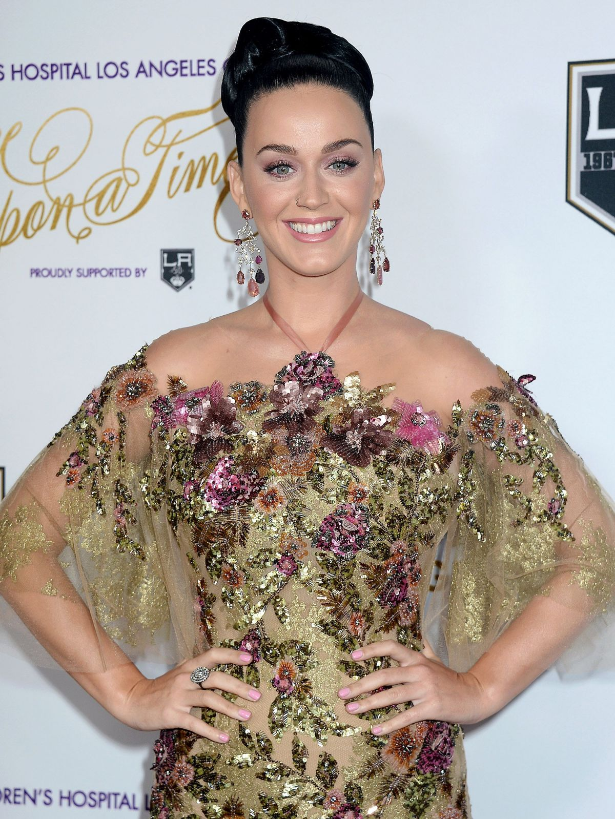 KATY PERRY at 2016 Children's Hospital Los Angeles Once Upon a Time on