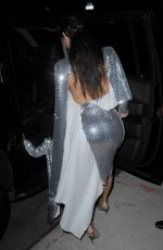 KIM KARDASHIAN Heading to Kanye West