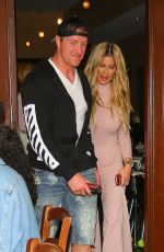 KIM ZOLCIAK Out for Lunch in Beverly Hills 10/15/2016
