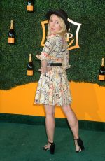 KRISTEN BELL at Veuve Clicquot Polo Classic in Los Angeles 10/15/2016