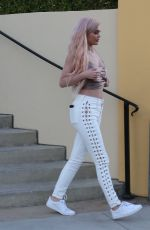 KYLIE JENNER Out and About in Calabasas 10/06/2016