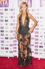 LADY VICTORIA HERVEY ar National Reality TV Awards in London 09/29/2016