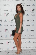 LAURA CARTER at Sistaglam Launch Party in London 10/26/2016