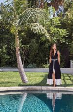 LEA MICHELE in Instyle Magazine, October 2016 Issue
