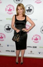 LEA THOMPSON at Carousel of Hope Ball in Beverly Hills 10/08/2016