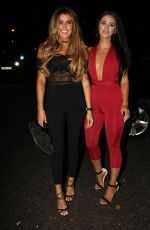 LILLIE LEXIE GREGG and AIMEE KIMBER at Pure Bar in Bexleyheath 10/08/2016