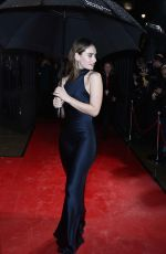 LILY JAMES at 2016 BFI London Film Festival Awards in London 10/15/2016