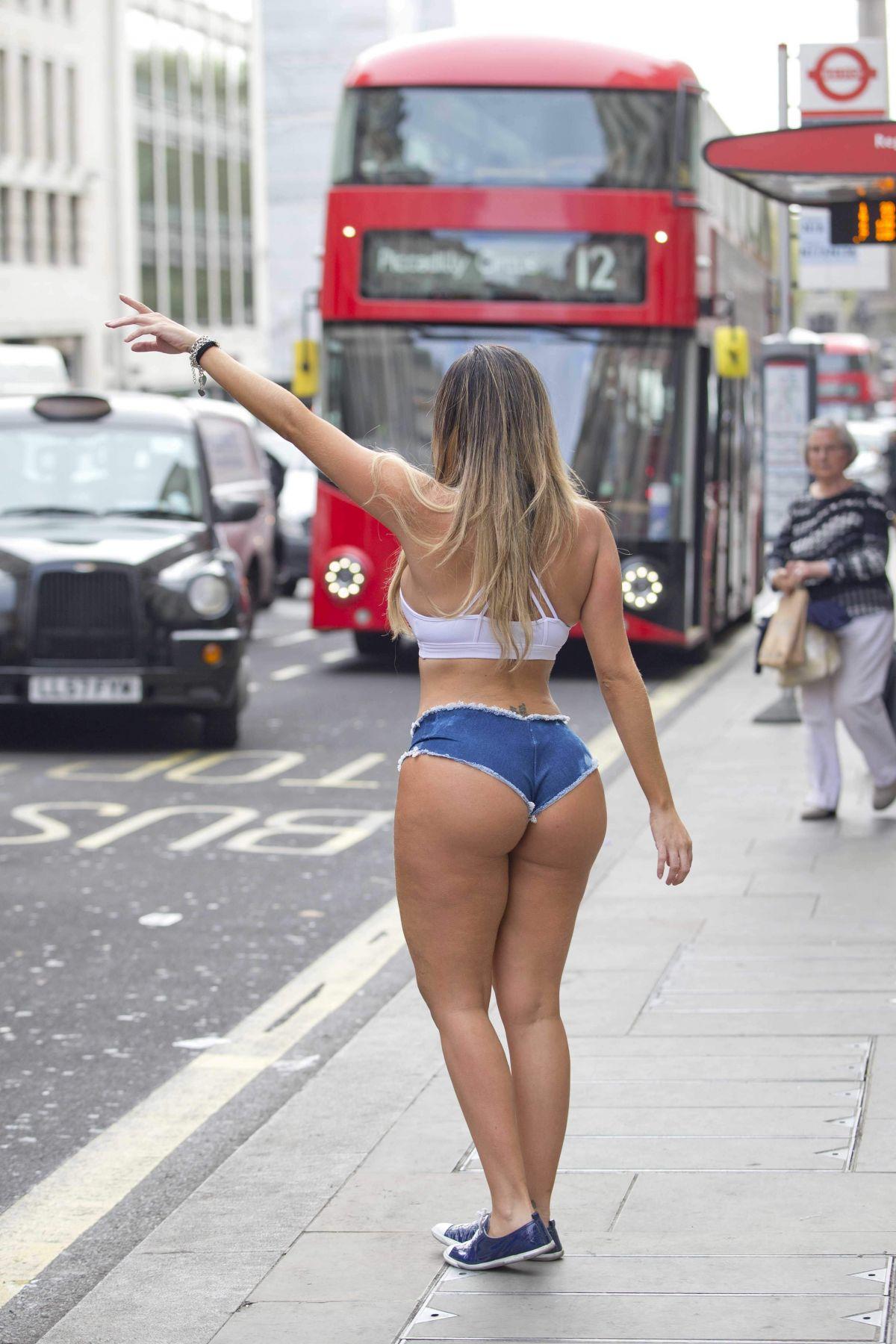 Women booty sexy high waisted