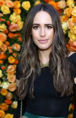 LOUISE ROE at Veuve Clicquot Polo Classic in Los Angeles 10/15/2016