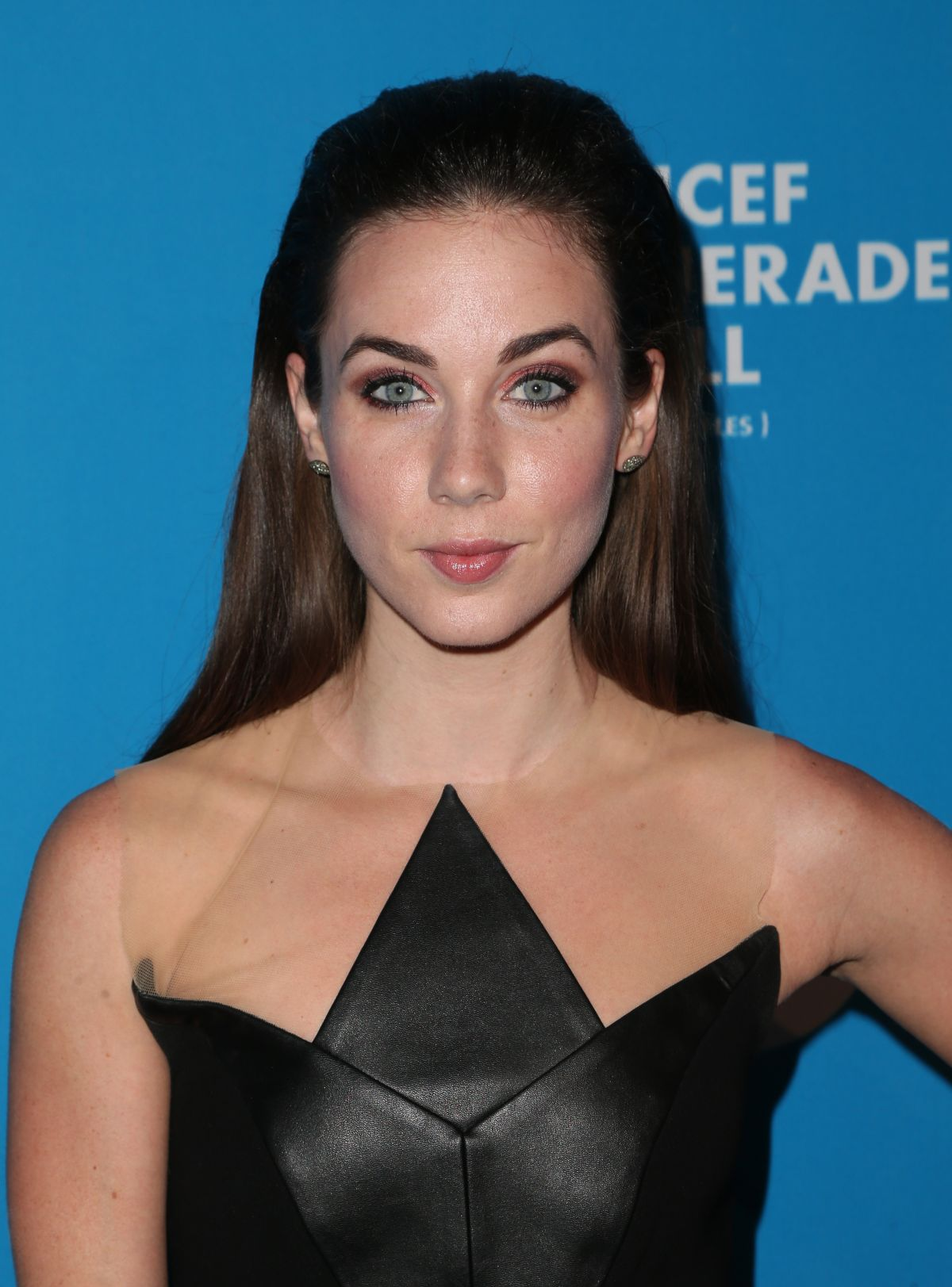 LYNDON SMITH at 2016 Unicef Masquerade Ball in Los Angeles 10/27/2016