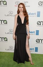 MADELAINE PETSCH at Environmental Media Association Awards in Los Angeles 10/22/2016