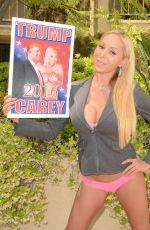 MARY CAREY Applying to be Donald Trump