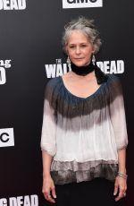 MELISSA MCBRIDE at AMC Present 'Talking Dead' in Los Angeles 10/23/2016