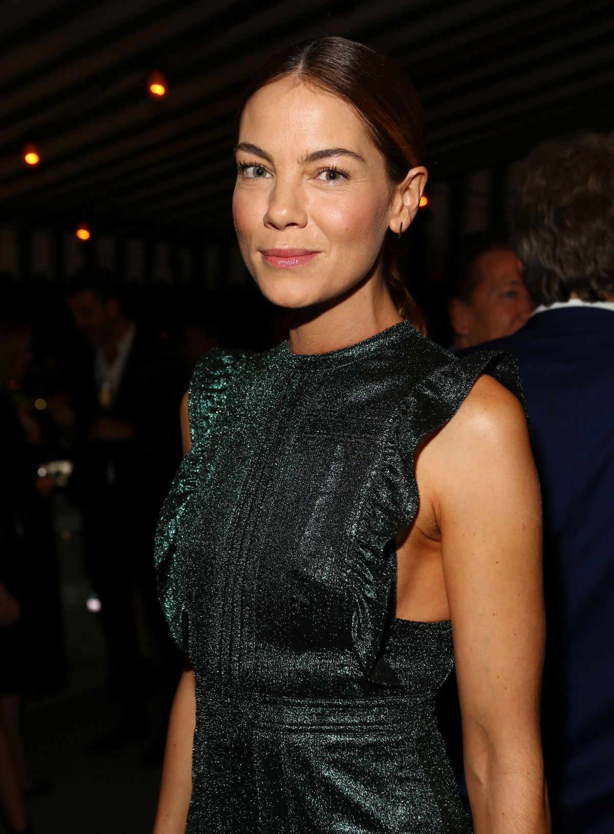 MICHELLE MONAGHAN at Vanity Fair and Burberry Host Britannia Pre-awards Celebration in Los Angeles 10/27/2016