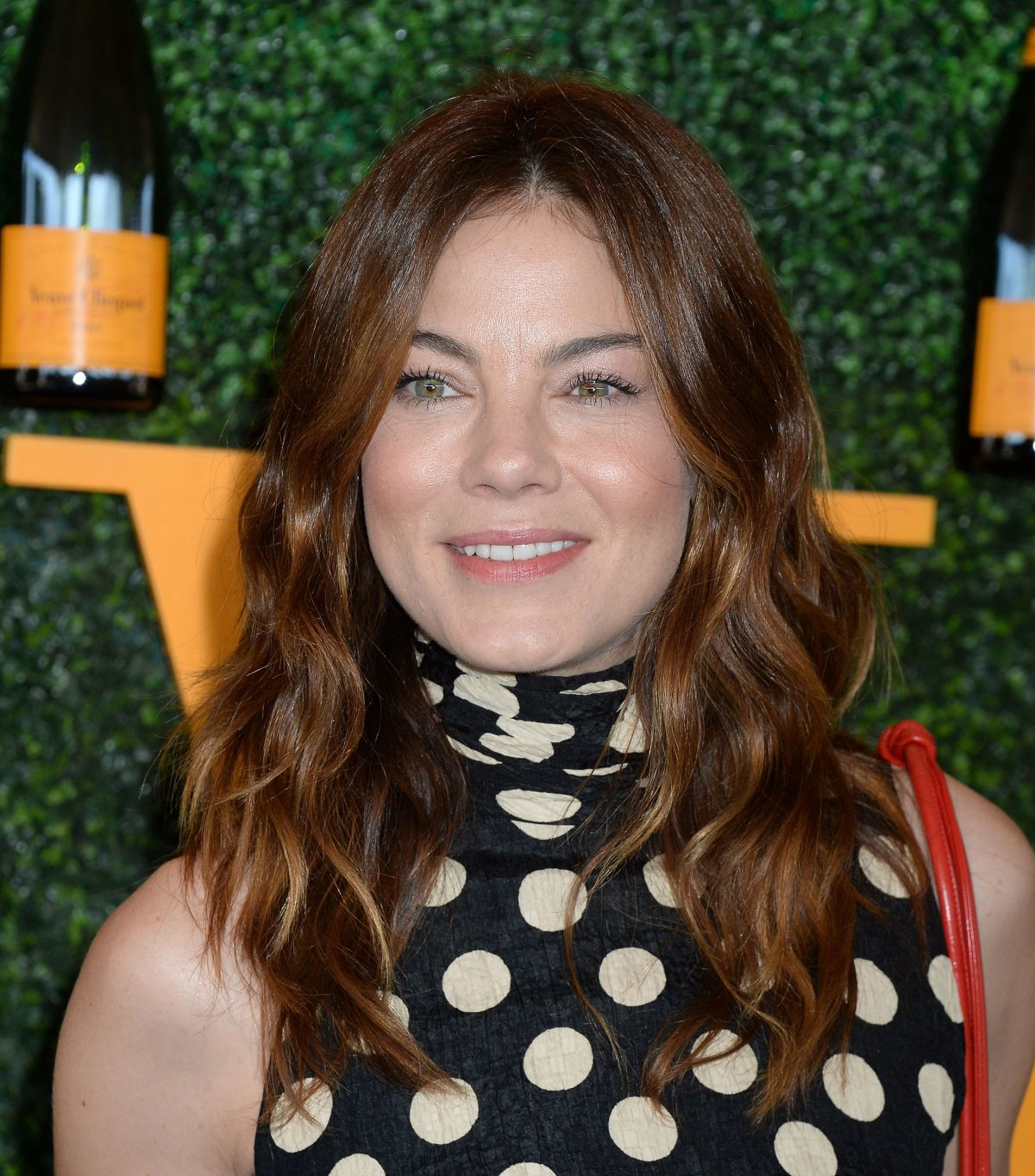 MICHELLE MONAGHAN at Veuve Clicquot Polo Classic in Los Angeles 10/15/2016