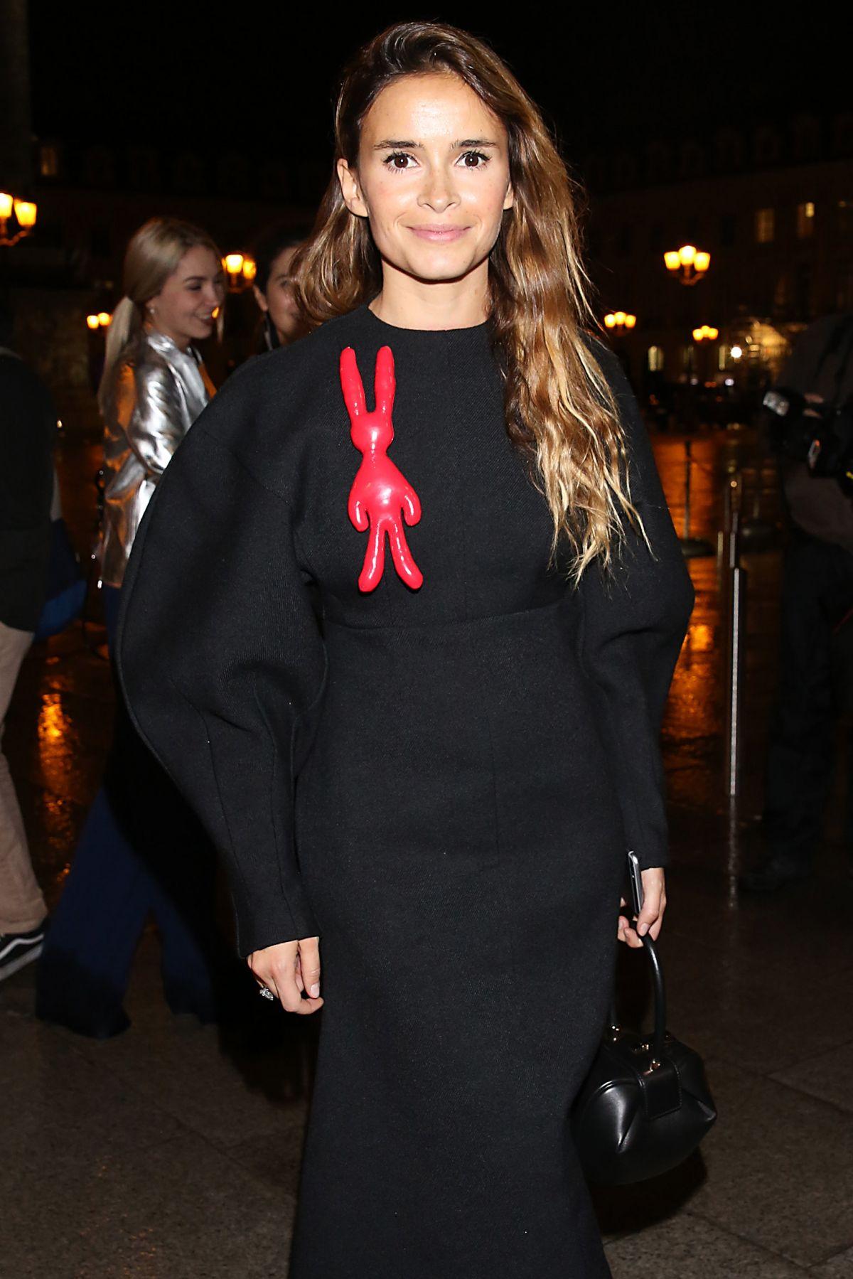 MIROSLAVA DUMA at Ritz Hotel in Paris 09/30/2016