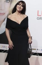 MONICA BELLUCCI at 8th Lumiere Festival Opening in Lyon 10/08/2016