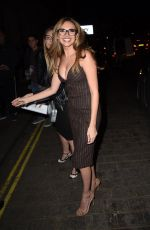 NADINE COYLE at Specsaver's Spectacle Wearer of the Year 2016 Awards in London 10/11/2016