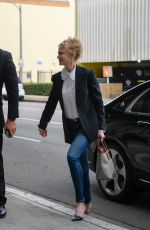 NICOLE KIDMAN Arrives at a Theater in Beverly Hills 10/23/2016