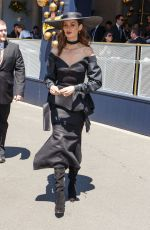 NICOLE TRUNFIO at Derby Day Melbourne Cup Carnival 10/29/2016