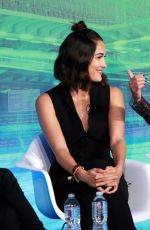 NIKKI and BRIE BELLA (BELLA TWINS)( at 2016 Advertising Week in New York 09/29/2016