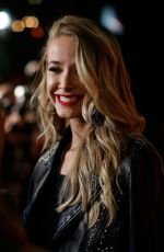 OLIVIA JORDAN at Hilarity for Charity 5th Annual Los Angeles Variety Show: Seth Rogen