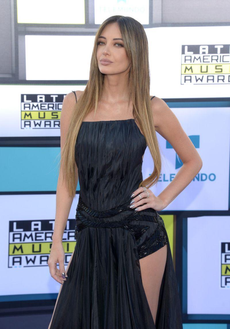 PATRICIA ZAVALA at 2016 Latin American Music Awards in Hollywood 10/06/2016