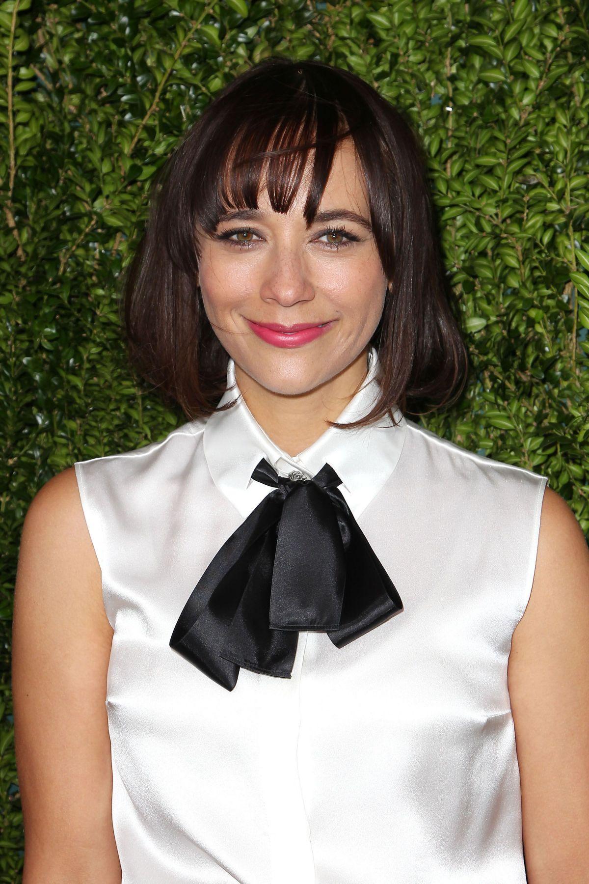 RASHIDA JONES at Tribeca Chanel Women's Filmmaker Program Luncheon ...