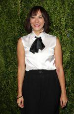 RASHIDA JONES at Tribeca Chanel Women's Filmmaker Program Luncheon in New York 10/25/2016
