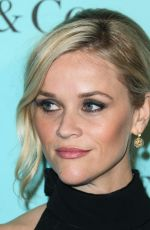 REESE WITHERSPOON at Tiffany & Co Store Renovation Unveiling in Los Angeles 10/13/2016