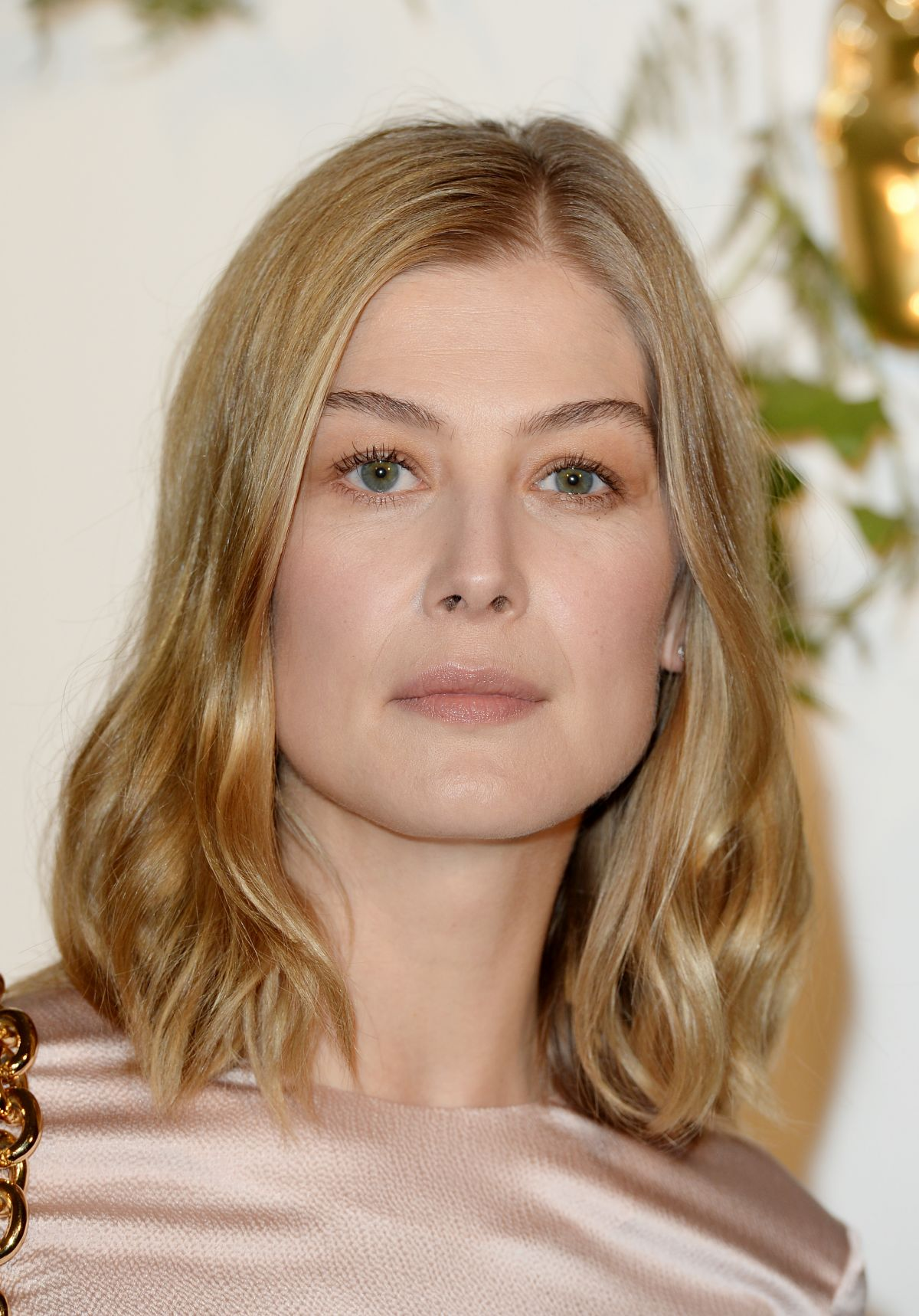 ROSAMUND PIKE at Bafta...