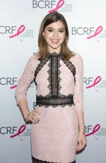 SAMI GAYLE at Breast Cancer Research Foundation's Annual Symposium and Awards Luncheon in New York 10/27/2016