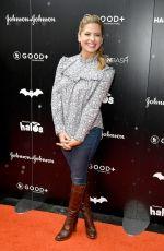 SARAH MICHELLE GELLAR at Ggood+ Foundation Halloween Bash in Hollywood 10/30/2016