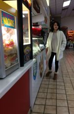 SELENA GOMEZ at Arcade in Rennessee 10/07/2016