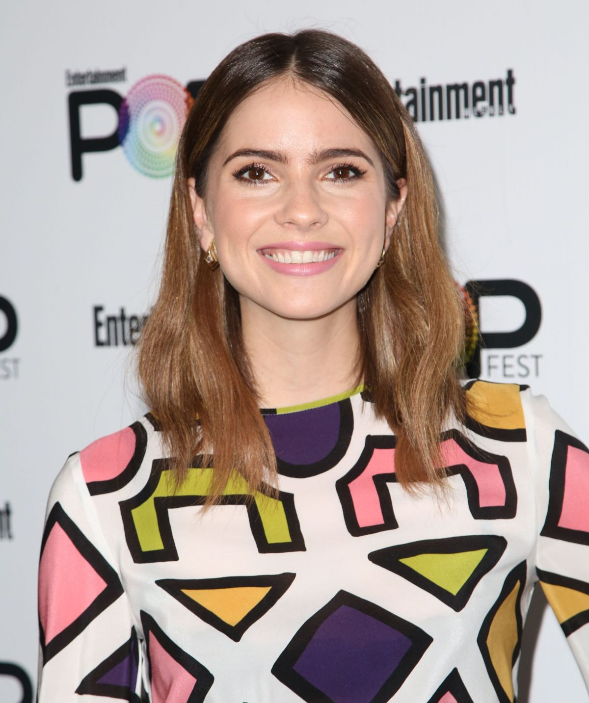 SHELLEY HENNIG at Entertainment Weekly Popfest in Los Angeles 10/29/2016