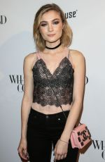 SKYLER SAMUELS at What Goes Around Comes Around Beverly Hills Opening 10/13/2016