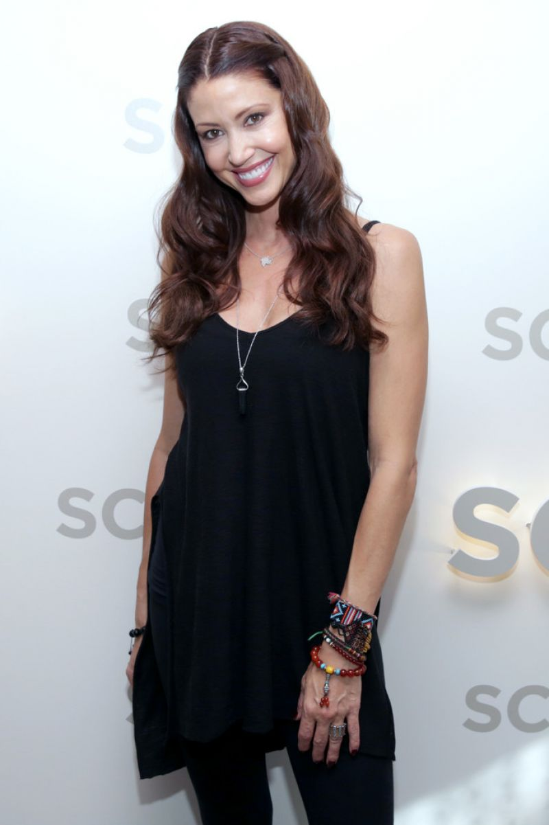 SHANNON ELIZABETH at 19th Annual Savannah Film Festival 10/26/2016
