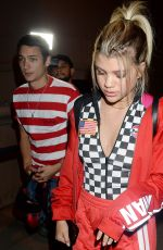 SOFIA RICHIE at Trick or Treats! 6th Annual Treats Magazine Halloween Party in Los Angeles 10/29/2016