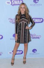 SOPHIE REYNOLDS at 'The Swap' Premiere in Los Angeles 10/05/2016