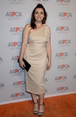 SOPHIE SIMMONS at Aspca's Los Angeles Benefir 10/20/2016