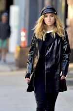 SUKI WATERHOUSE Out in New York 10/06/2016