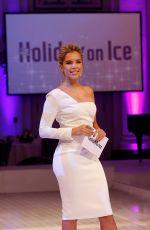 SYLVIE MEIS at Holiday on Ice Gala in Hamburg 10/19/2016