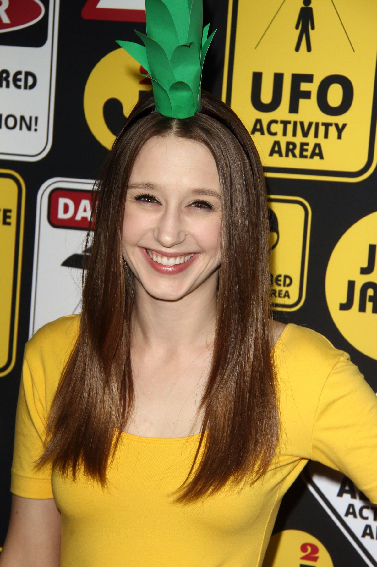 TAISSA FARMIGA at Just Jared