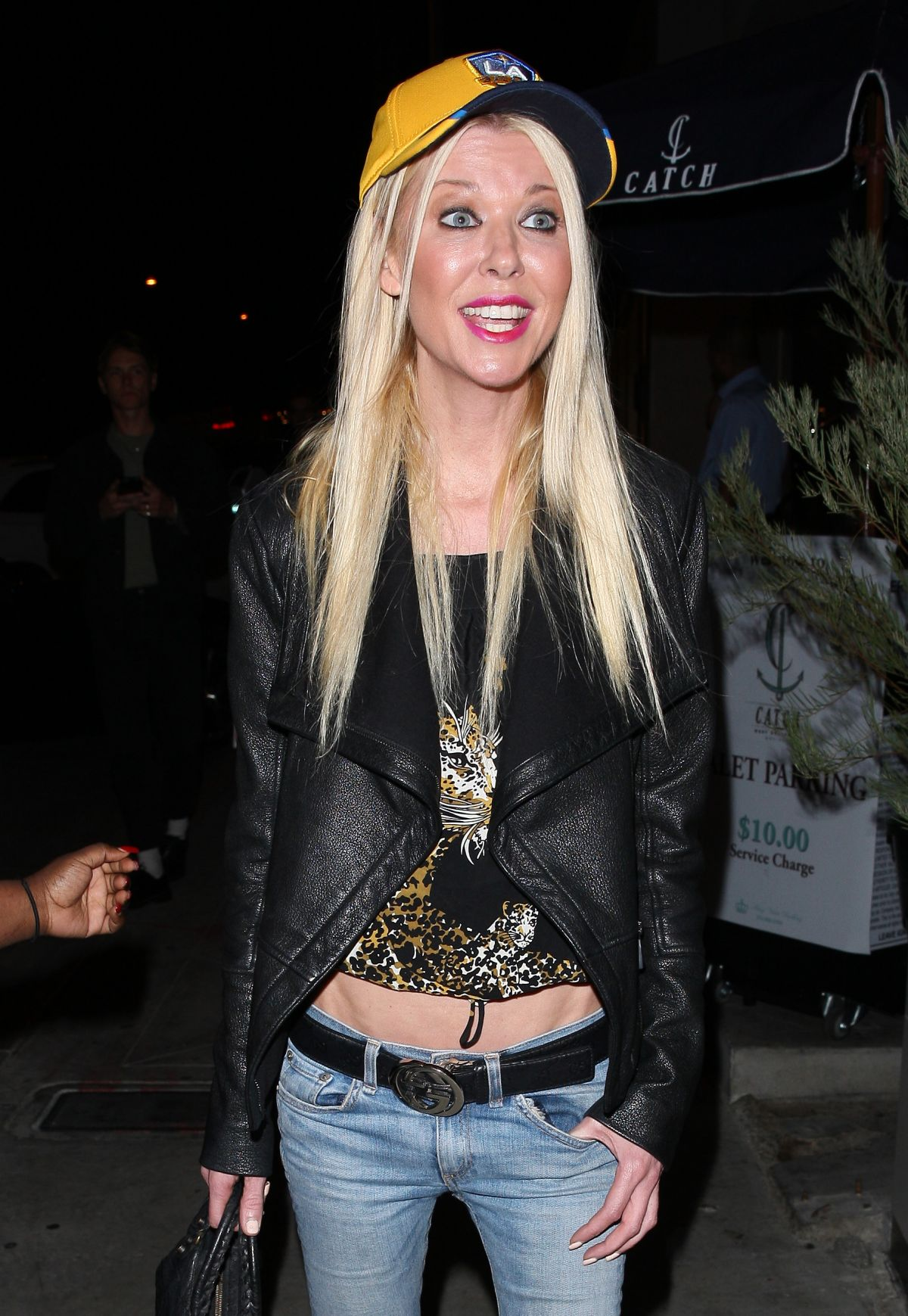 Tara Reid At Catch La In West Hollywood 10 26 2016