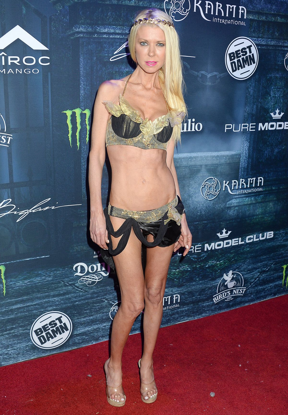 Tara Reid At Maxim Halloween Party In Los Angeles 10 22