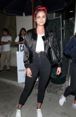 TAYLOR HILL Night Out in New York 10/09/2016