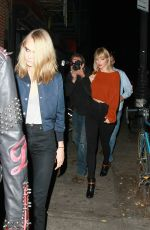TAYLOR SWIFT Night Out in New York 10/13/2016