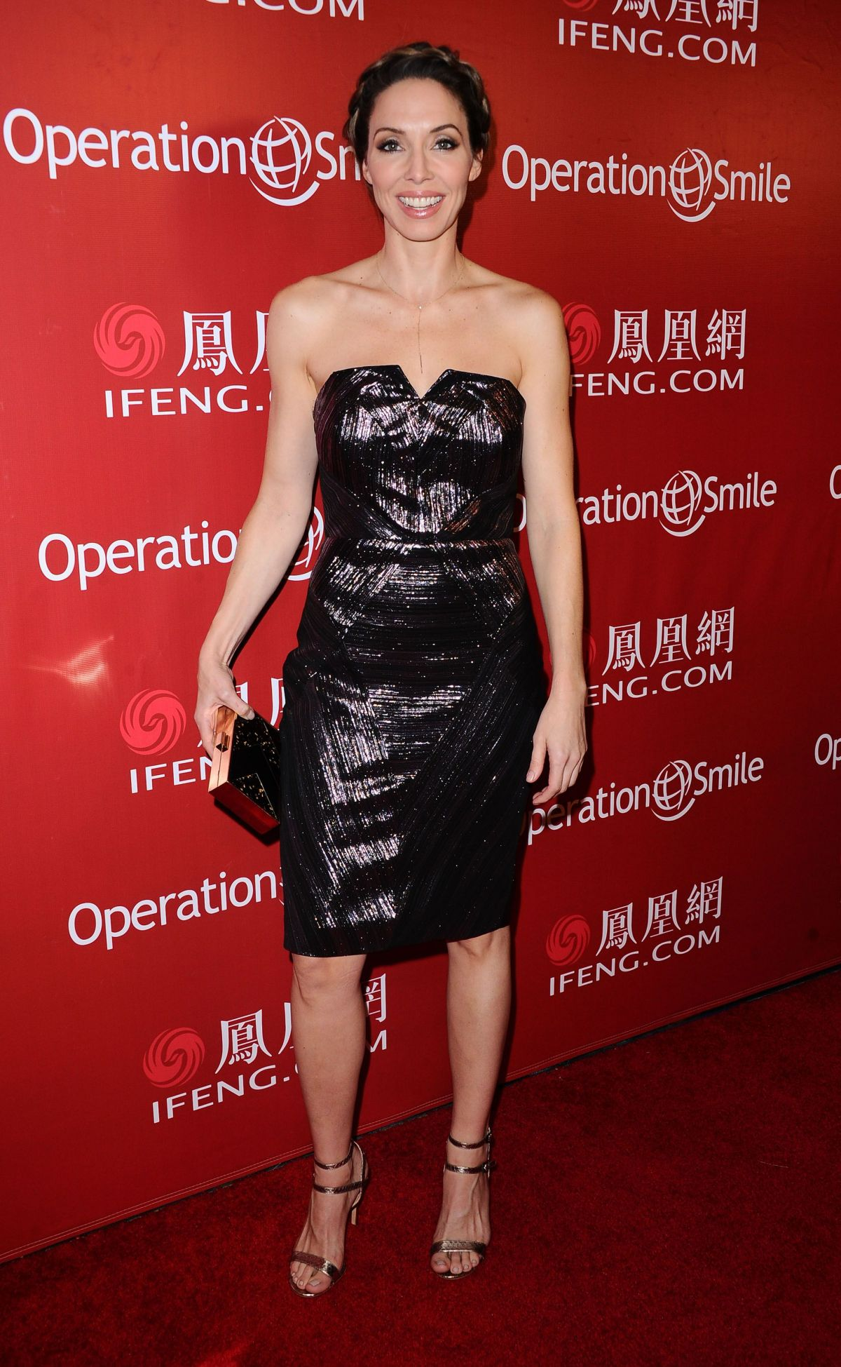 WHITNEY CUMMINGS at Operation Smile Gala in Beverly Hills 09/30/2016 - HawtCelebs