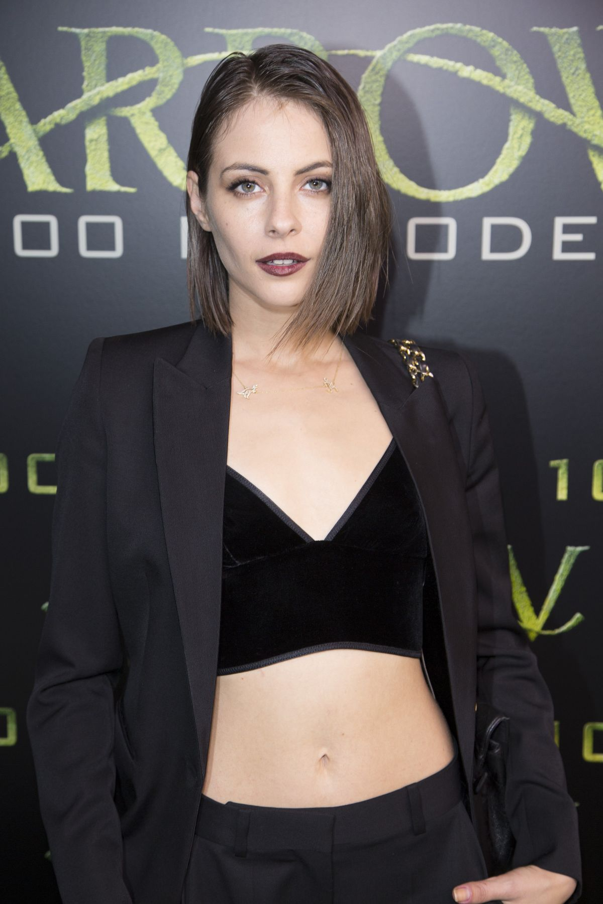 Willa Holland Nude Photos